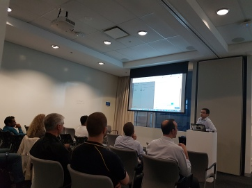 SQL User Group April'18 - Photo 5