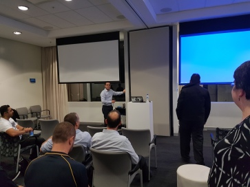 SQL User Group April'18 - Photo 4