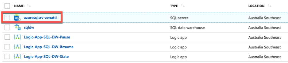 Azure SQL Server - Pic 2