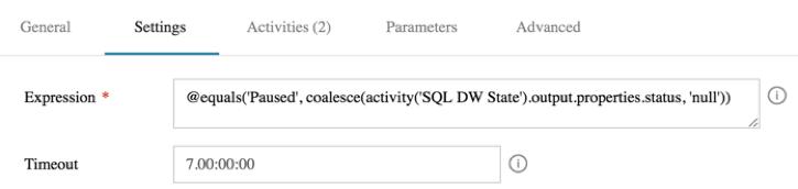 ADF SQL DW Pause - Pic 5