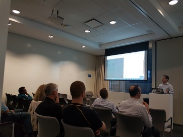 SQL User Group April'18 - Photo 6