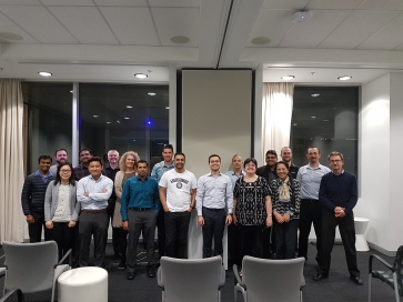 SQL User Group April'18 - Photo 3
