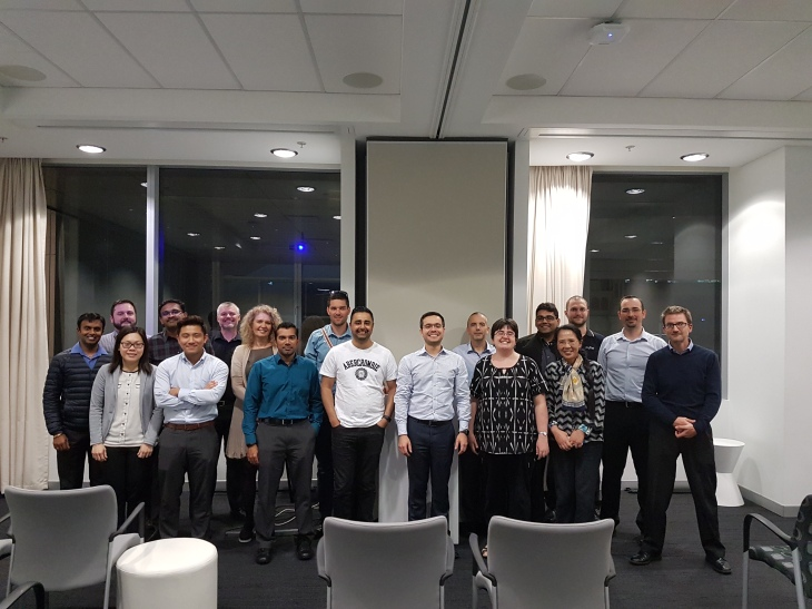 SQL User Group April'18 - Photo 3