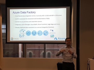 SQL User Group April'18 - Photo 2