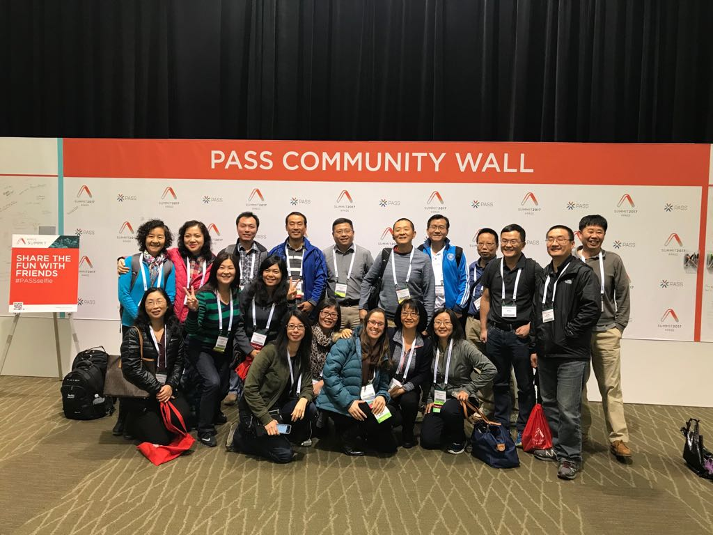 PASSSummit2017_PASS Community Wall 2